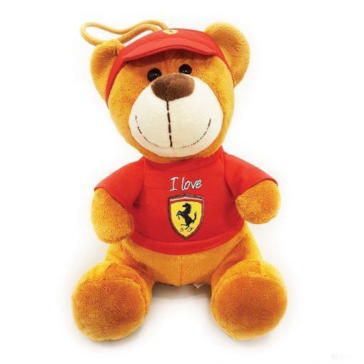 Plus Teddy Bear, Ferrari, Multicolor, 30 cm, 2019