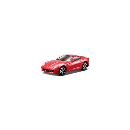 Masina model, Ferrari 599 GTB, Rosu, 1:43, 2018